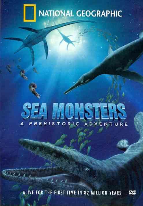 SEA MONSTERS (DVD)